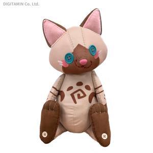 カプコン アイルー人形 モンスターハンターワールド:アイスボーン 【10月予約】 digitamin
