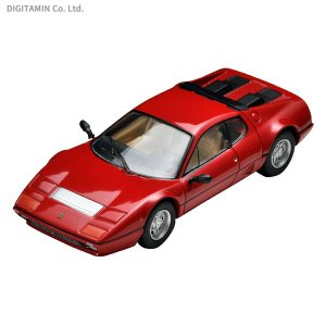 トミーテック 1/64 トミカ リミテッドヴィンテージ TLV-NEO フェラーリ 512BBi(赤...