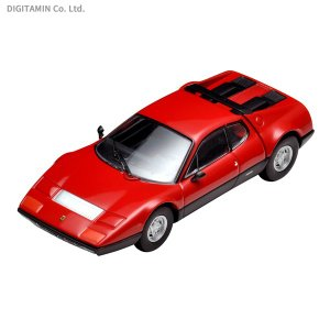 トミーテック 292470 1/64 トミカ リミテッドヴィンテージ TLV-NEO フェラーリ 365 GT4 BB(赤/黒) ミニカー 【12月予約】