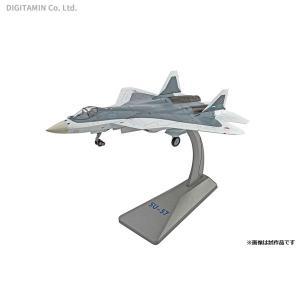 エアフォースワン 1/72 ロシア空軍 多用途戦闘機 Su-57/T-50 試作6号機 完成品 AF...