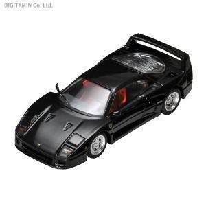 トミーテック 1/64 トミカ リミテッドヴィンテージ TLV-NEO フェラーリF40(黒) ミニ...