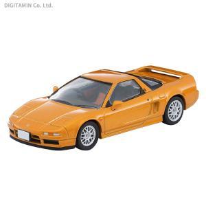 トミーテック 1/64 LV-N228a ホンダ NSX TypeS-Zero (橙) ミニカー 3...