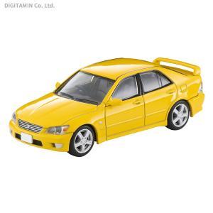 トミーテック 1/64 LV-N232b トヨタ アルテッツァRS200 Zエディション(黄) ミニ...