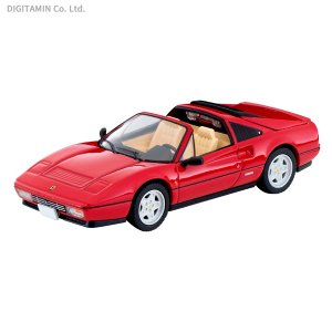 トミーテック 312888 1/64 LV-N フェラーリ 328 GTS(赤) ミニカー トミカリ...