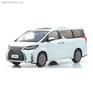 送料無料◆京商 1/18 レクサス LM300h (ホワイトパールクリスタルシャイン) ミニカー K...