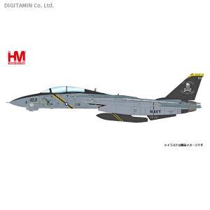 ホビーマスター 1/72 F-14ABトムキャット 第103戦闘飛行隊 ジョリーロジャース 2005 完成品 HA5239 【1月予約】