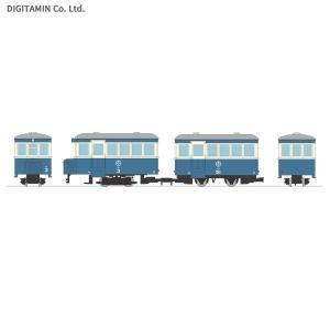 トミーテック 鉄道コレクション ナローゲージ80 猫屋線 ジ3・ハ51 新塗装 1/80スケール 鉄...