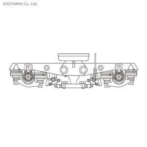 5051 グリーンマックス 非集電台車 DT50D Nゲージ 鉄道模型  ■発売予定:2019年11...