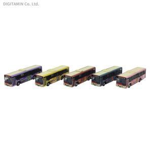 トミーテック ザ・バスコレクション 箱根登山バス エヴァンゲリオンバス 5台セット 1/150(Nゲ...