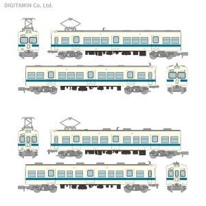 セット販売 トミーテック 鉄道コレクション 小田急電鉄 2200形 2両セットA+2320形 2両セ...