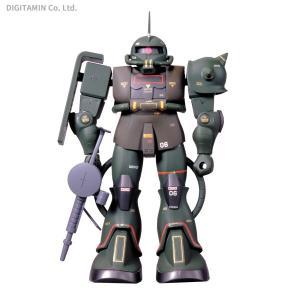 再販 バンダイスピリッツ 1/100 MS-06 リアルタイプ・ザク 機動戦士ガンダム プラモデル ...