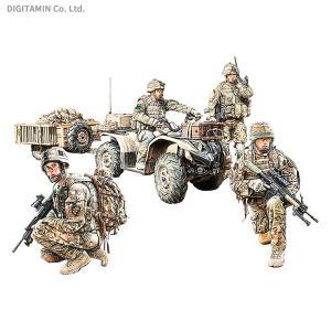 ブロンコモデルズ 1/35 英 ATVクアッドバイク+トレーラー&英軍兵士 4体セット プラモデル CB35207 【2月予約】|digitamin