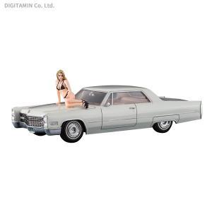 ハセガワ 1/24 1966 アメリカンクーペ タイプC w/ブロンドガールズ フィギュア プラモデル SP432 【10月予約】