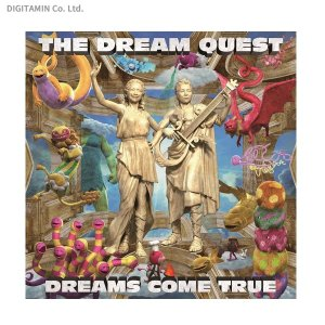 THE DREAM QUEST / DREAMS COME TRUE (CD)◆ネコポス送料無料(ZB38342)|digitamin