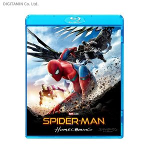 スパイダーマン:ホームカミング ブルーレイ & DVDセット (Blu-ray)◆クロネコDM便送料無料(ZB46316)|digitamin