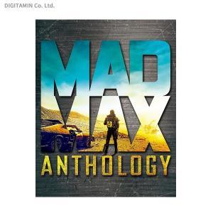 送料無料◆マッドマックス アンソロジー ブルーレイセット (初回限定生産/5枚組/デジタルコピー付) (Blu-ray)(ZB46598)|digitamin
