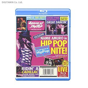 SPACE OF HIP-POP -NAMIE AMURO TOUR 2005- / 安室奈美恵 (Blu-ray)◆ネコポス送料無料(ZB47136)|digitamin