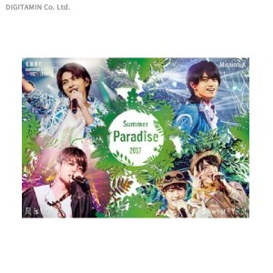 Summer Paradise 2017 / Sexy Zone (Blu-ray)◆ネコポス送料無料(ZB55181)|digitamin