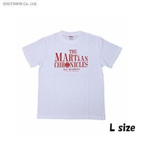 SFTシャツ 火星年代記・白 L◆ネコポス送料無料(ZB56011) digitamin