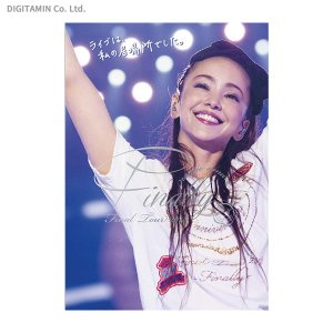 送料無料◆namie amuro Final Tour 2018 〜Finally〜 (東京ドーム最終公演+25周年沖縄ライブ) (通常版) / 安室奈美恵 (DVD)(ZB58005)|digitamin