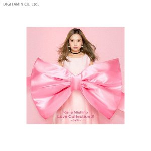 Love Collection 2 〜pink〜 /西野カナ (CD)◆ネコポス送料無料(ZB60711)|digitamin