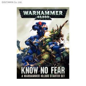 送料無料◆WARHAMMER/ウォーハンマー 40000 : KNOW NO FEAR (JAPANESE) ゲームズワークショップ 40-03-14(ZC42109) digitamin