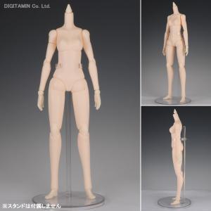 送料無料◆1/6 女性素体 Stream Body ストリームボディ コンパクトボディ ユニバーサルプーヤン(ZD17167)|digitamin