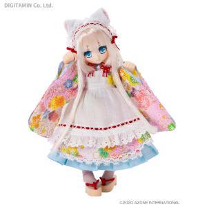 アゾン Lil'Fairy 〜子猫の手も借りたい?〜 ハーミア PID014-LNH (ZD76286)|digitamin