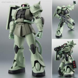 ROBOT魂 (SIDE MS) MS-06 量産型ザク ver. A.N.I.M.E. 機動戦士ガ...
