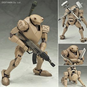 アルター 1/60 アルメカ Rk-92 サベージ サンドVer. フルメタル・パニック! The Second Raid 宮沢模型流通限定(ZE06565)