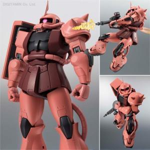 ROBOT魂 (SIDE MS) MS-06S シャア専用ザク ver. A.N.I.M.E. 機動...