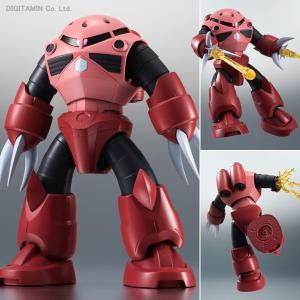 ROBOT魂 (SIDE MS) MSM-07S シャア専用ズゴック ver. A.N.I.M.E....