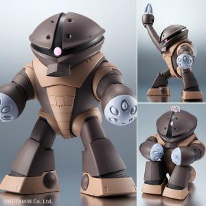 ROBOT魂 (SIDE MS) 機動戦士ガンダム MSM-...