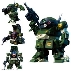 5PRO 装甲騎兵ボトムズ ATM-09-ST スコープドッグ メディコム・トイ/5PRO STUDIO(ZE35228)|digitamin