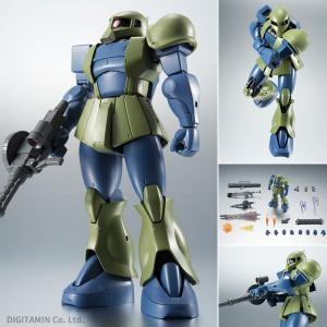 ROBOT魂 (SIDE MS) MS-05 旧ザク ver. A.N.I.M.E. 機動戦士ガンダ...