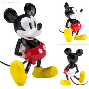 POLYGO Mickey Mouse(ポリゴ ミッキーマウス) フィギュア 千値練(ZF04591)|digitamin