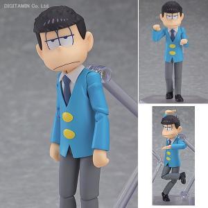 送料無料◆figma 松野一松 おそ松さん フィグマ フィギュア オランジュ・ルージュ  TVアニメ...