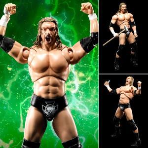 送料無料◆S.H.フィギュアーツ WWE Triple H (トリプルH) フィギュア バンダイ  ...