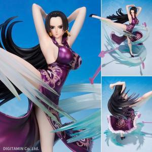 フィギュアーツZERO ボア・ハンコック-Love Hurricane ver.- フィギュア ワンピース バンダイ(ZF29638)|digitamin