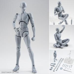 S.H.フィギュアーツ ボディくん -宝井理人- Edition DX SET (Gray Color Ver.) バンダイ(ZF29643)|digitamin