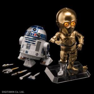 送料無料◆Egg Attack Action #012 スター・ウォーズ エピソード5/帝国の逆襲 C-3PO&R2-D2 Beast Kingdom (ZF54191)|digitamin