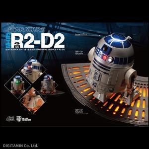 送料無料◆Egg Attack スター・ウォーズ エピソード5/帝国の逆襲 R2-D2 Beast Kingdom (ZF54206)|digitamin