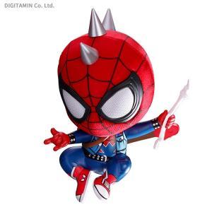 ホットトイズ コスベイビー マーベルズ スパイダーマン サイズS (パンク・スーツ版) フィギュア (ZF57153)|digitamin
