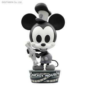 ミッキーマウス スクリーンデビュー90周年 サイズS ミッキーマウス (蒸気船ウィリー版) ホットトイズ コスベイビー (ZF58256)|digitamin