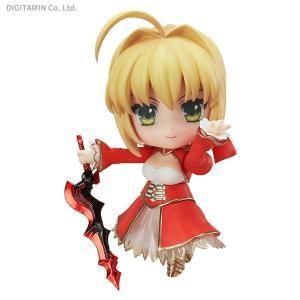 送料無料◆グッドスマイルカンパニー ねんどろいど Fate/EXTRA セイバーエクストラ フィギュア (ZF62010)|digitamin