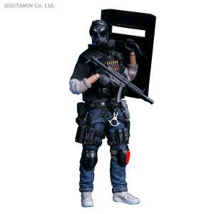 ダムトイ 1/12 FAI SIR 香港 SDU (特別任務連) ポケット エリート シリーズ フィギュア (ZF70353)|digitamin