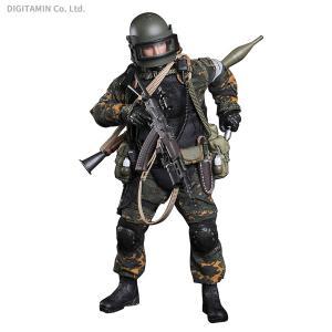 クレイジーフィギュア 1/12 ロシア FSB アルファ部隊 グレナディア ベスラン 2004 LW008 (ZF70796)|digitamin