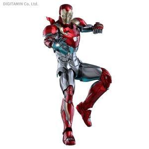 送料無料◆ホットトイズ 1/6 アイアンマン・マーク47 スパイダーマン:ホームカミング ムービー・マスターピース DIECAST (ZF71850)|digitamin