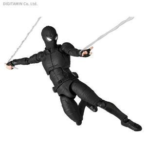 メディコム・トイ MAFEX スパイダーマン:ファー・フロム・ホーム スパイダーマン ステルス スーツ マフェックス No.125 フィギュア (ZF73026)|digitamin