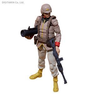 メガハウス 機動戦士ガンダム 地球連邦軍一般兵士02 フィギュア G.M.G.(ガンダムミリタリージェネレーション) (ZF79269)|digitamin